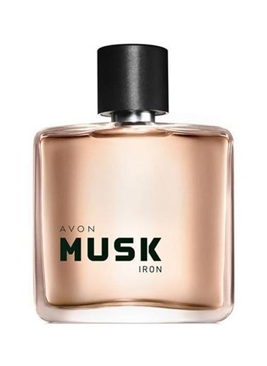 Avon Musk Iron Erkek Parfüm Edt 75 Ml Renksiz